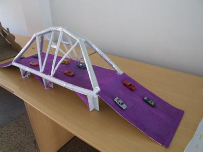 手工纸桥制作方法