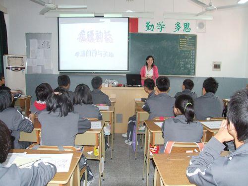 我的课程我做主——嘉兴一中实验学校新学年校本课开课了